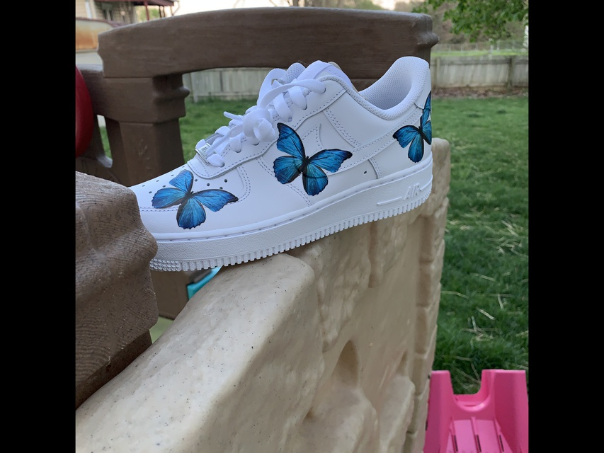 Butterfly Air Force 1 ?
