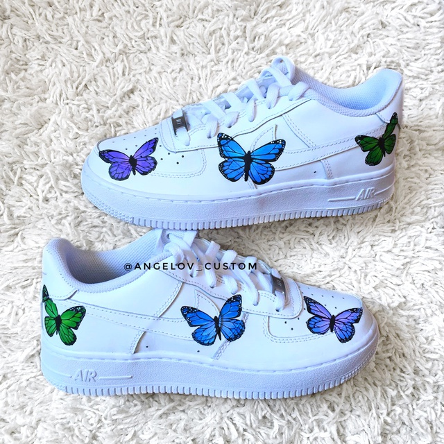 """AIR FORCE 1 lOW """"BUTTERFLY"""""""