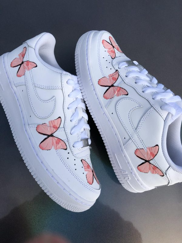 Butterfly Forces 2.0 pink