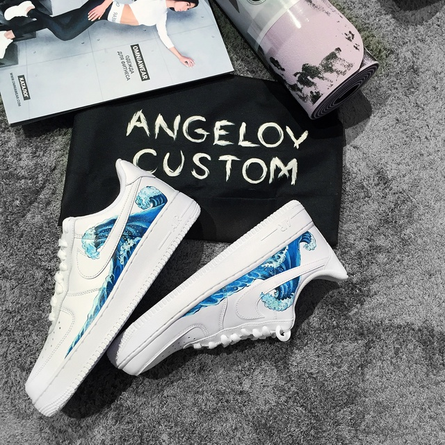 """AIR FORCE 1 LOW """"WAVE"""""""