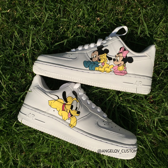 """AIR FORCE 1 LOW """"MICKEY MOUSE"""""""