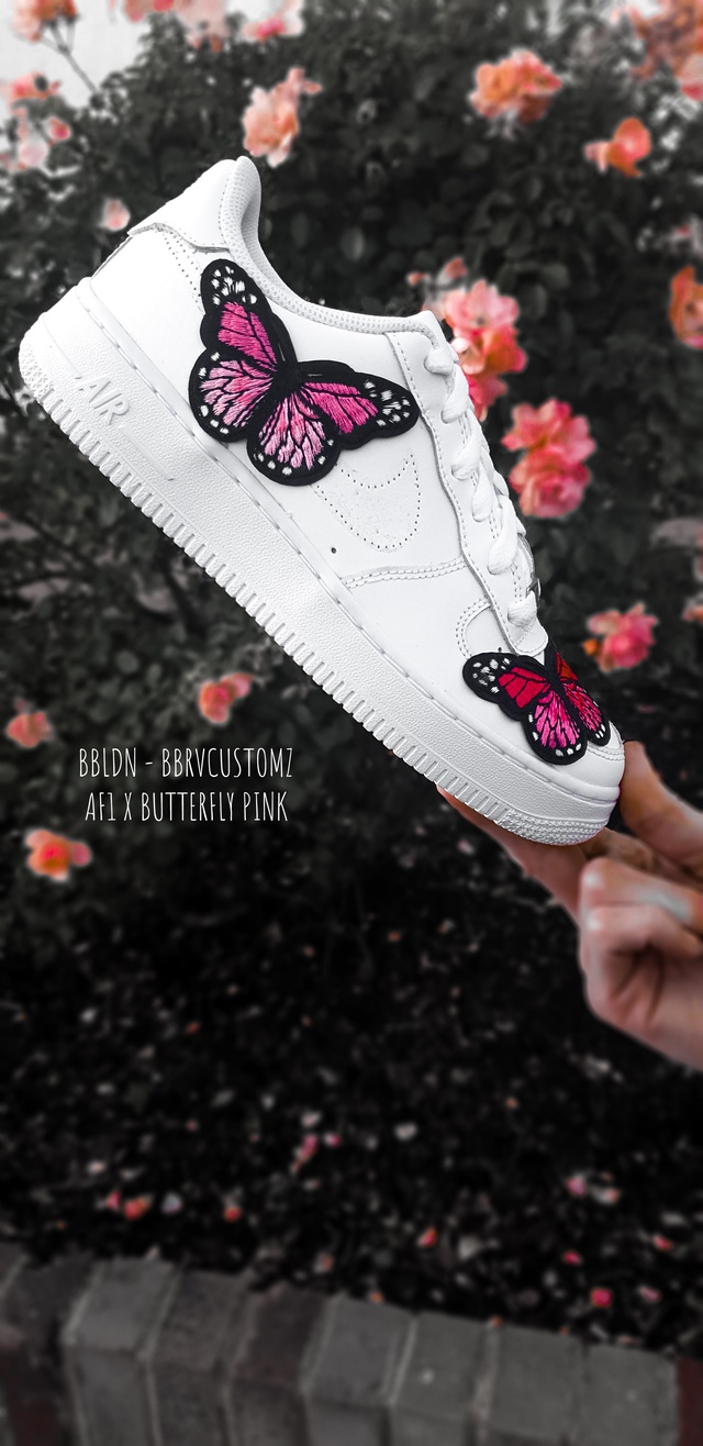 Air Force 1 X Butterfly Edition