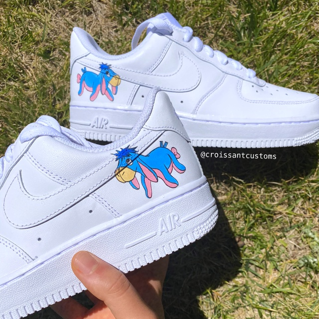 Baby Eeyore Air Force 1