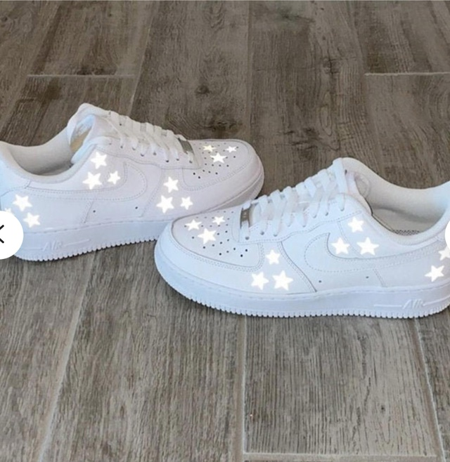 STAR AIR FORCE 1 REFLECTIVE