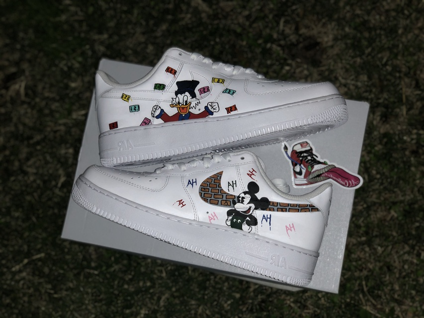 MICKEY AND DONALD HAHA AF1
