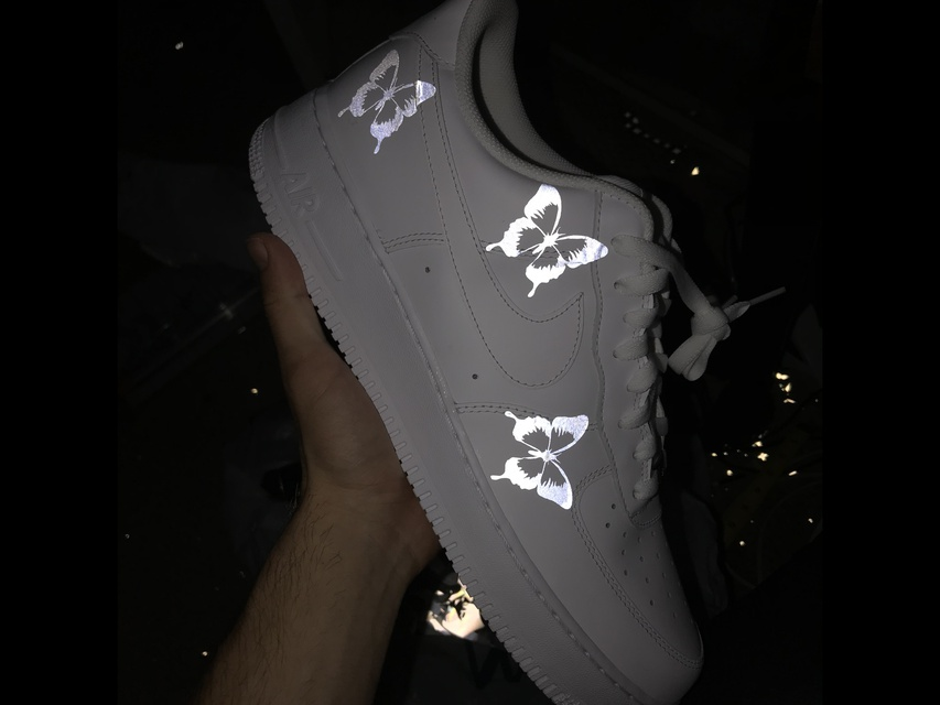 AIR FORCE 1 BUTTERFLY V2